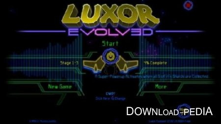 Luxor Evolved (2012/ENG)