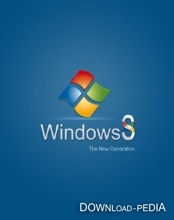 Windows 8 Consumer Preview x86 By StartSoft v.1.3.12 (ENG/2012)