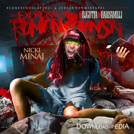 Nicki Minaj - The Exorcism Of Roman Zolanski (2012)