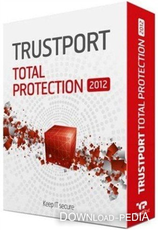 TrustPort Total Protection 2012 12.0.0.4863 Final (2011/MULTI/RUS)