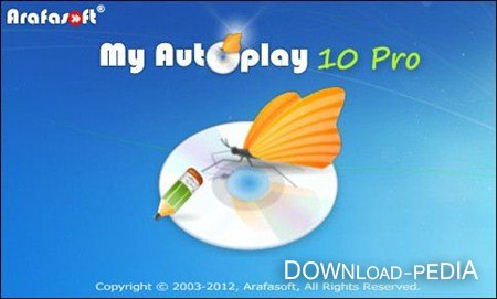 My Autoplay 10 Pro Build 20042012D
