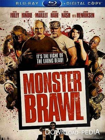 �������� �������� / Monster Brawl (2011) HDRip