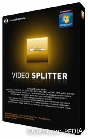 SolveigMM Video Splitter 3.0.1204.17 Portable (ENG/RUS) 2012