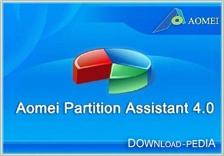 Aomei Partition Assistant Professional Edition 4.0
