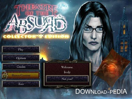 Theater of The Absurd Collector's Editon (2012/PC)