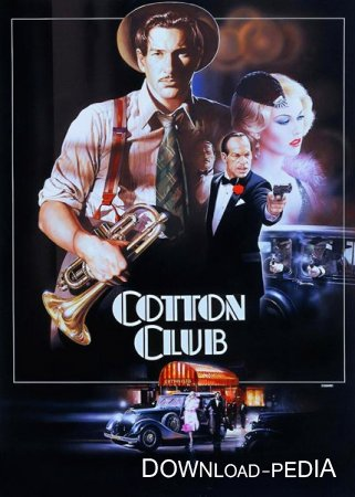 Клуб Коттон / The Cotton Club (1984) HDTVRip + HDTVRip-AVC + HDTV 720p + HDTV 1080i