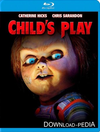 Ребяческие игры / Child's Play (1988) HDRip + BDRip-AVC(720p) + BDRip 720p + BDRip 1080p + REMUX