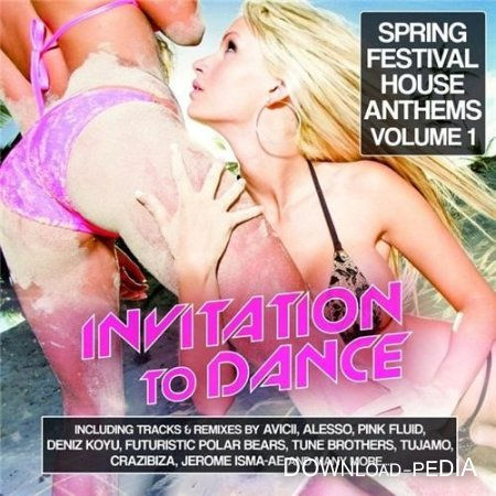 Invitation 2 Dance Vol.1 (2012)