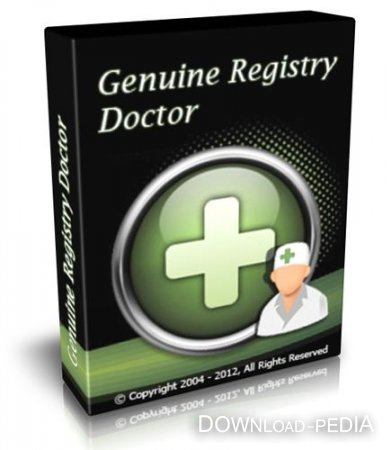 Genuine Registry Doctor 2.5.4.2