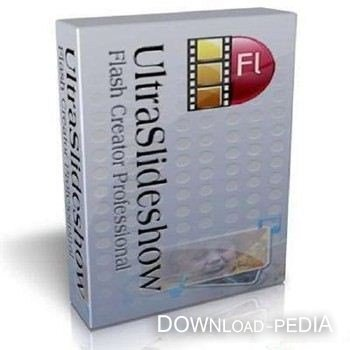 Ultraslideshow Flash Creator Professional 1.55