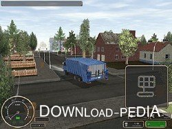 Steel Big City Rigs (2009/PC)