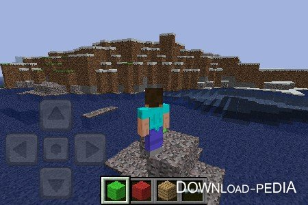 Android minecraft pocket edition v0.3.0