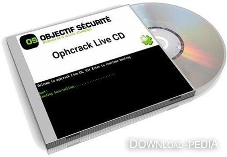 Ophcrack 3.4.0/Взлом паролей Windows (x86/3xCD/2012)