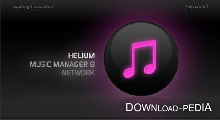 Helium Music Manager 8.6.2 Build 10750 Portable