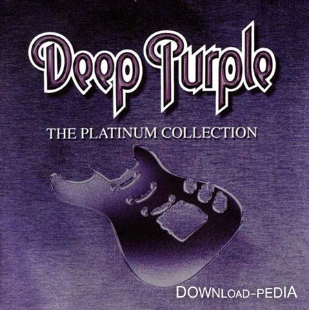 Deep Purple - The Platinum Collection (3CD) (2005)
