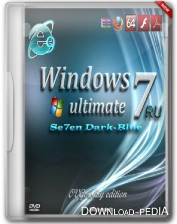 Windows 7 Ultimate Rus x86/x64 SP1 7DB by OVGorskiy® 05.2012