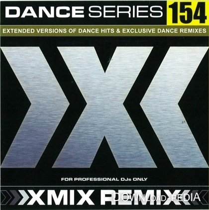 VA X-Mix Dance Series 154 [2012, MP3]
