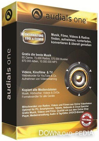 Audials One 9.1.23700.0 Multilingual
