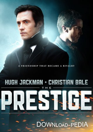����� / The Prestige (2006) HDRip-AVC + BDRip-AVC(720p) + BDRip 720p + BDRip 1080p + REMUX
