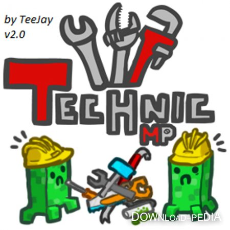 technik pack minecraft by teejay v2.0 + ������