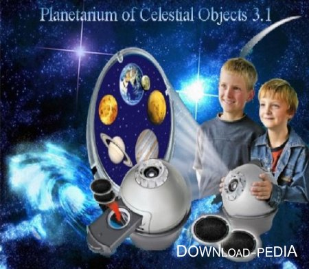 Planetarium of Celestial Objects 3.1
