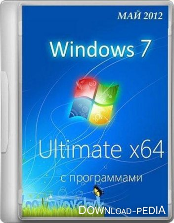 Windows 7 Ultimate SP1 �64 by Loginvovchyk + soft (��� 2012)