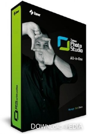Zoner Photo Studio v14 Build 5 PRO Final + Portable