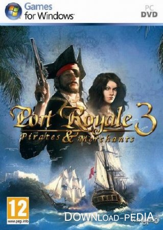 Port Royale 3: Pirates & Merchants (2012/RUS/ENG/Repack от R.G. Catalyst)