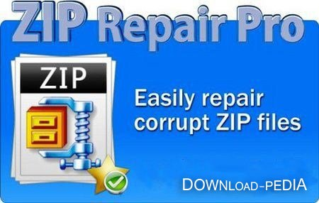 GetData Zip Repair Pro for Windows 5.1.0.1417