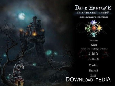 Dark Heritage - Guardians of Hope Collector's Edition
