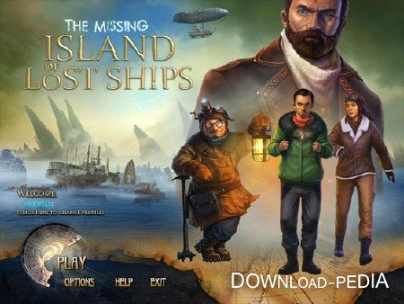 The Missing Island of Lost Ships Survey (2012)