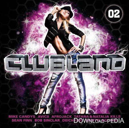 VA - Clubland vol. 02 (2012) MP3