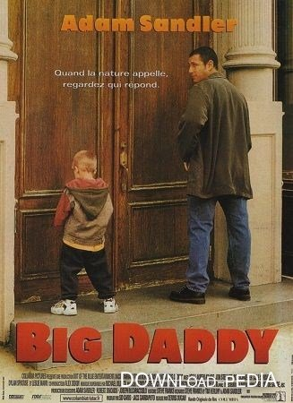c������:���������� ���� / Big Daddy (1999) BDRip