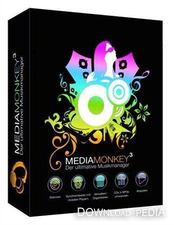 MediaMonkey Gold 4.0.6.1497 Beta