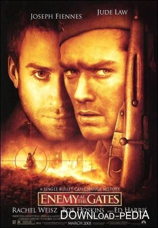 ���� � ����� / Enemy at the Gates (2001) HDRip