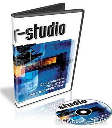 R-Studio 6.0 Build 151281 Network Edition Repack/Portable by KpoJIuK