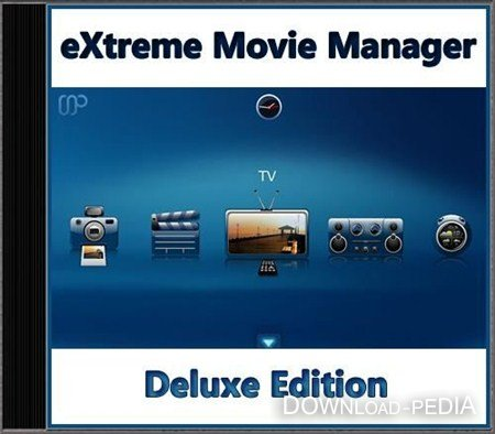 Extreme Movie Manager 7.2.3.2 Deluxe Edition