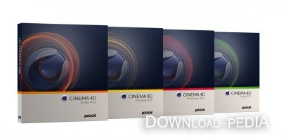CINEMA 4D R13 13.016 RC45040 x86+x64 [ENG + RUS] + Serial Key