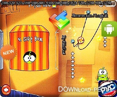 Cut the Rope (Android) / �������� �������