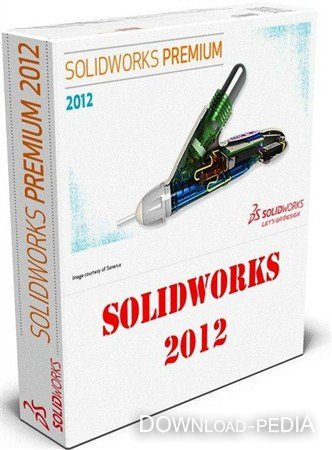 SolidWorks 2012 SP4.0 Full Multilanguage Integrated x86+x64