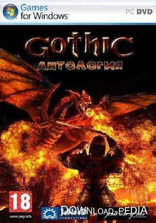 Gothic: Anthology / ������: ��������� (2010/RUS/RePack)
