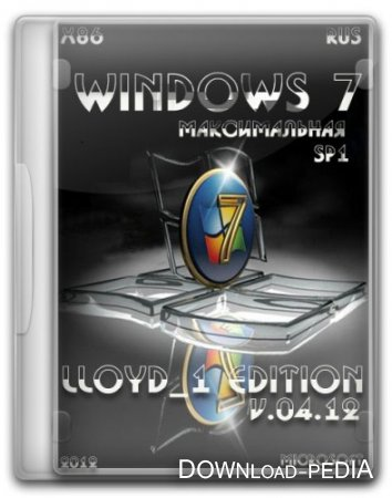 Windows 7 �������� ������������ SP1 x86 v.04.12 lloyd_1 Edition