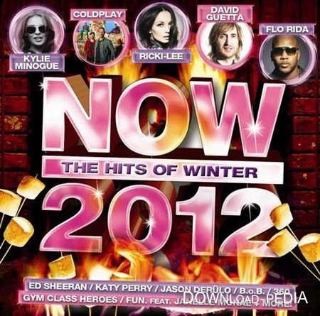 NOW The Hits Of Winter 2012 (2012)