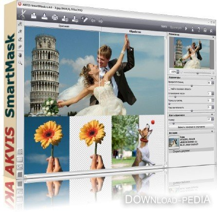 AKVIS SmartMask 4.0.1626 ML/Rus for Adobe Photoshop