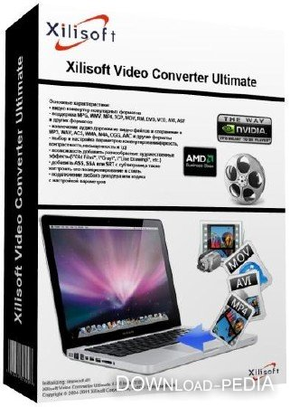 Xilisoft Video Converter Ultimate 7.4.0.20180710. RUS Portable