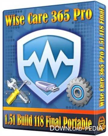 Wise Care 365 Pro 1.51 build 118 Final Portable ML/Rus