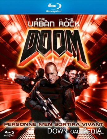 ������. ����������� ������ / Doom. Unrated Extended Edition (2005/BDRip)
