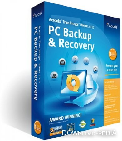 Acronis True Image Home 2012 Update 2.1 Build 7133 Plus Pack + Acronis Disk Director 11 Home Update 2 Build 2343 [BootCD] (RUS)
