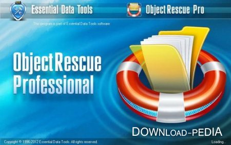 ObjectRescue Pro 6.7 build 939 Portable