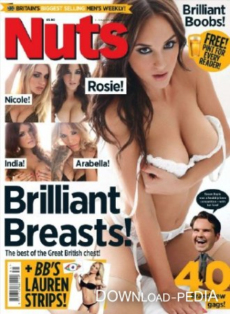 Nuts UK - 03 August / 2012